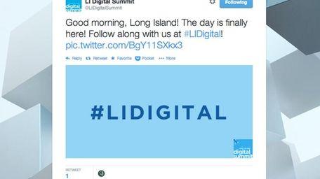 Long Island Digital Summit.