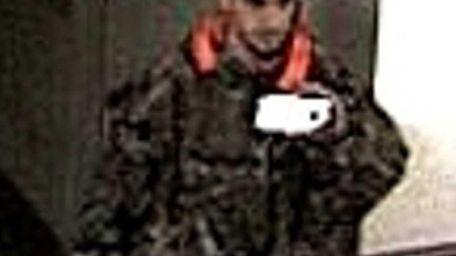 James Rankin, 35, of Huntington Station, was charged