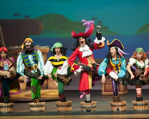 "The ""Disney Junior Live on Tour! Pirate &"