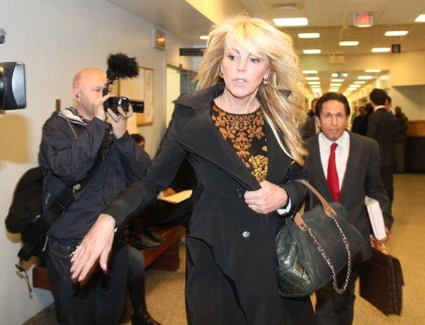Dina Lohan accepted a plea deal at Nassau