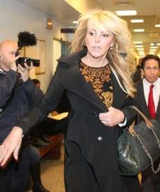 Dina Lohan accepted a plea deal at Nassau