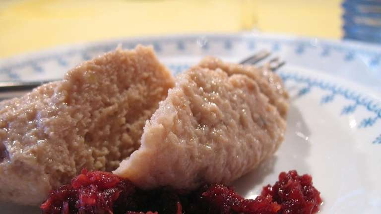 Gefilte fish is a Passover staple, but this