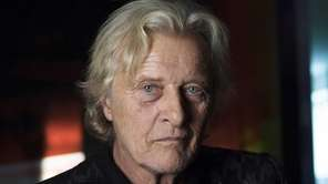 "Actor Rutger Hauer (""Blade Runner"") in ""The Real"