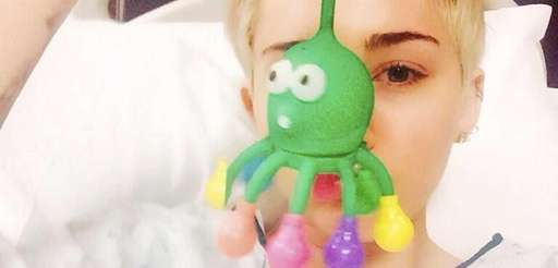 Pop star Miley Cyrus has canceled a concert