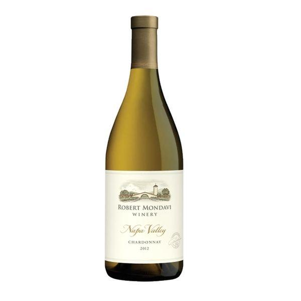 The 2012 Robert Mondavi Napa Valley Chardonnay ($19)