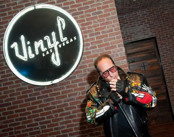 Comedian Andrew Dice Clay brings his special brand