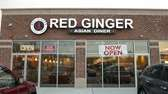 Red Ginger Asian Diner, a budget-friendly restaurant located
