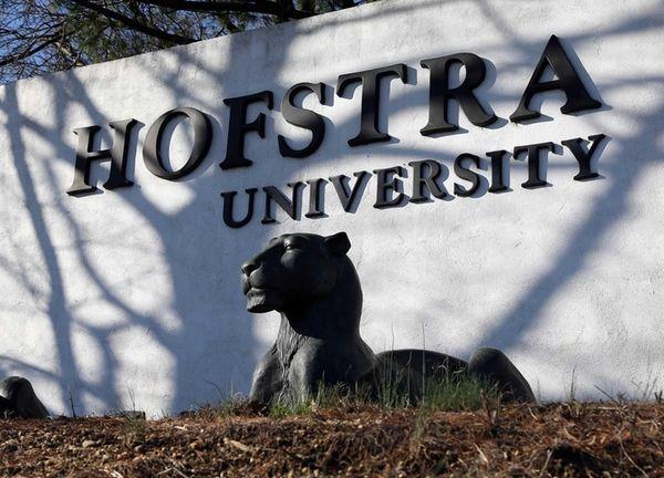 The Hempstead campus of Hofstra University on Wednesday,