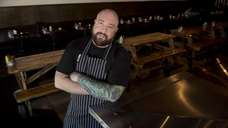 Chef Ralph Perrazzo is the owner of BBD's