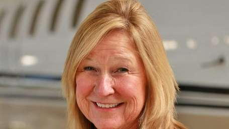 Verna Kay of Smithtown has joined ExcelAire, a