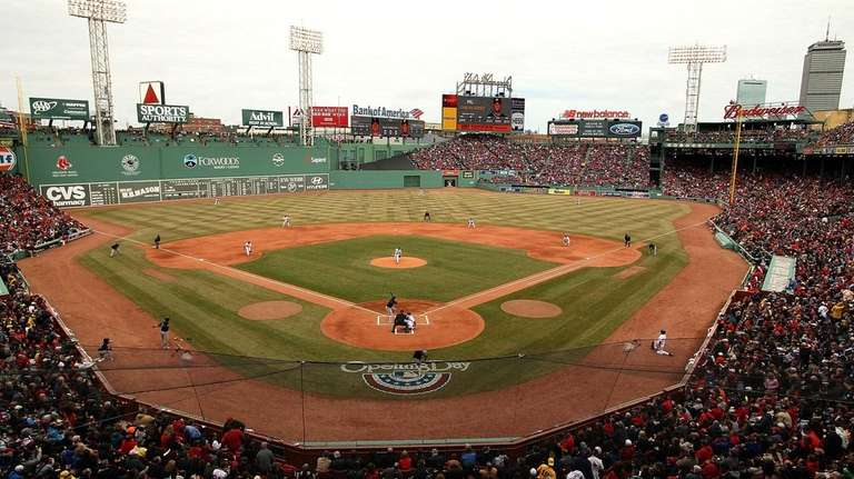 The Boston Red Sox take on the Milwaukee