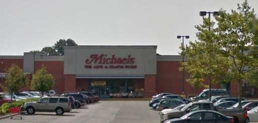 A Google street view image of the Michaels