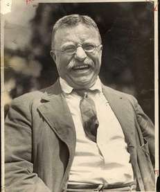 Theodore Roosevelt, Rough Rider, 26th U.S. President, explorer