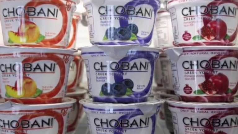 Starting in July 2014, Chobani plans to offer