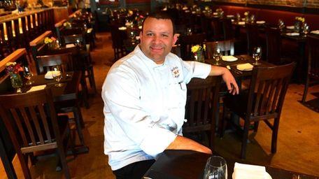 Market Bistro chef Chuck Treadwell.