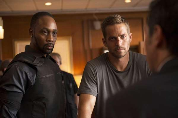 RZA, left, and Paul Walker star in Relativity