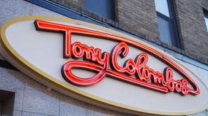 New to Rockville Centre is Tony Colombos Italian