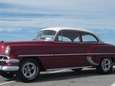 1954 Chevrolet 210 two-door sedan owned by Charles