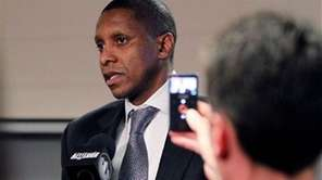 General Manager of the Toronto Raptors Masai Ujiri,