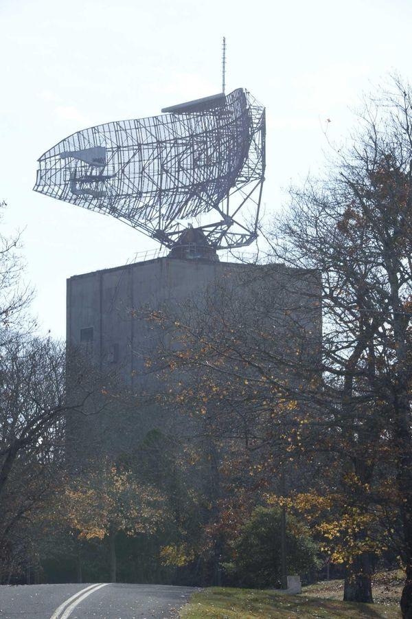 This AN/FPS-35 Radar, shown on Nov. 17, 2013,
