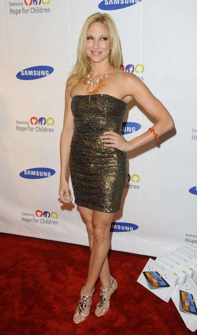 Debbie Gibson attends the Samsung Hope for Children