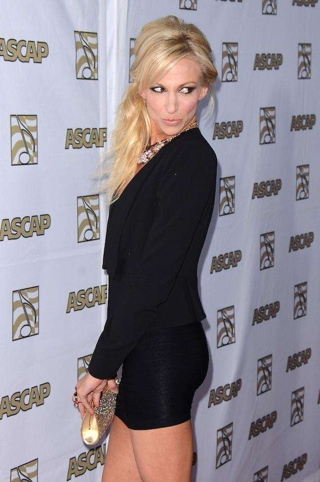 Debbie Gibson arrives at the 30th Annual ASCAP