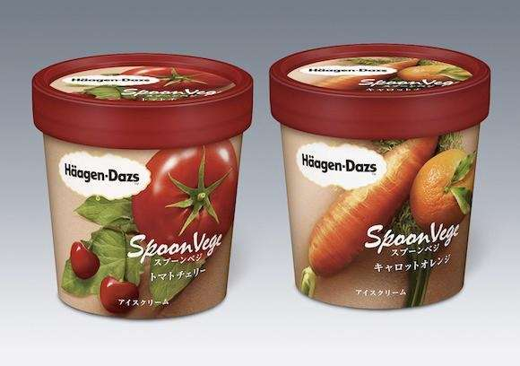 Haagen-Dazs Japan has announced plans to sell two
