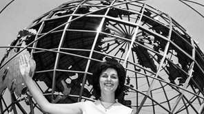 Lynda Bird Johnson, a daughter of President Lyndon