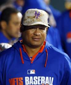 Bobby Abreu #53 of the New York Mets