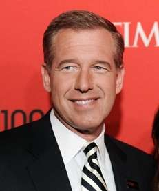Brian Williams, a rappin', rhymin' anchorman.