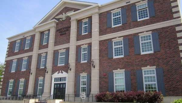 Amityville trustees Monday tentatively approved a roughly $15