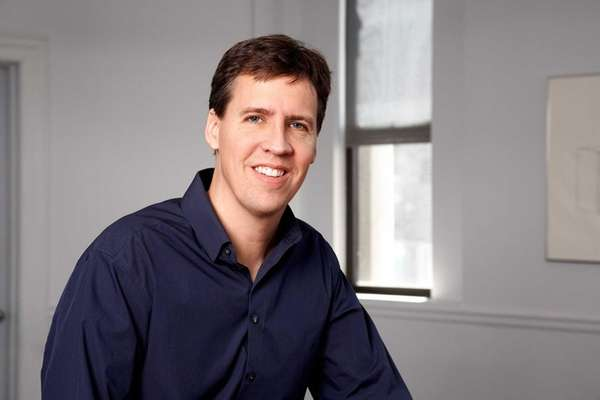 "Jeff Kinney, creator of the ""Diary of a"