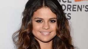 Singer Selena Gomez attends The Alliance For Children's