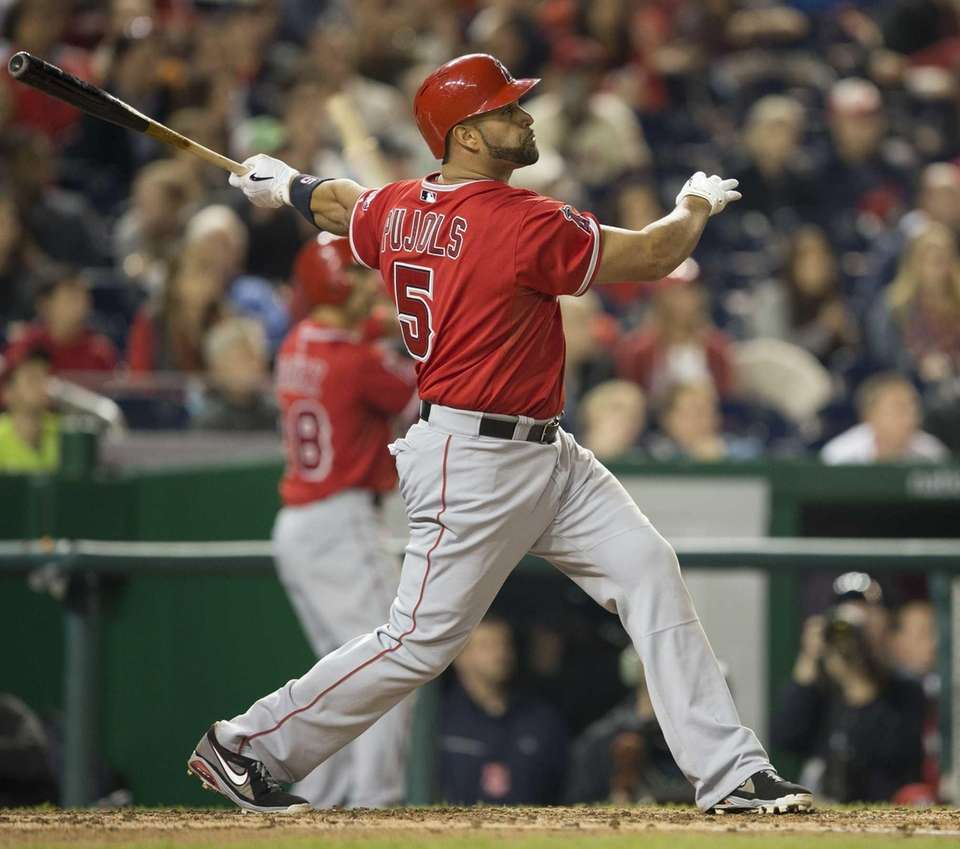 ALBERT PUJOLS: 614 -Played 2001-present (16 seasons) -Hit