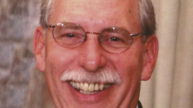 Longtime LIRR executive Dave Sumner, 65, of Smithtown,