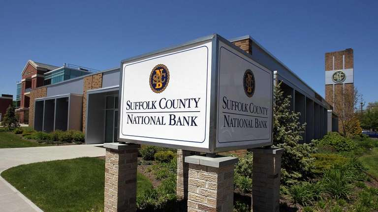 Suffolk Bancorp is the Riverhead-based parent of the