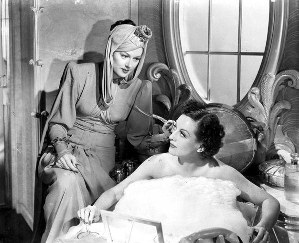 """The Women"" (1939) stars Rosalind Russel, Norma Shearer"