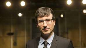 "Host John Oliver of HBO's ""Last Week Tonight"