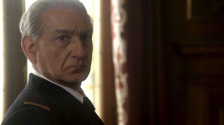 Ben Kingsley as Regent Horthy in