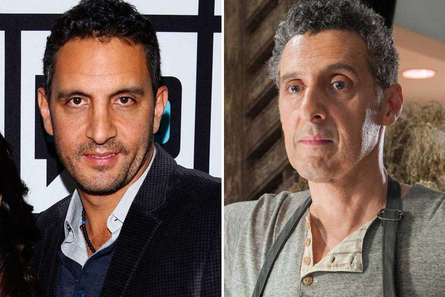 Mauricio Umansky, left, of Bravo's