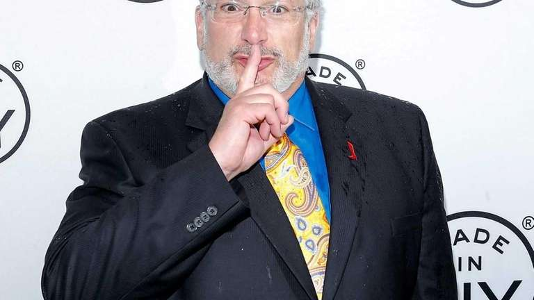 Actor/producer Harvey Fierstein attends the 8th
