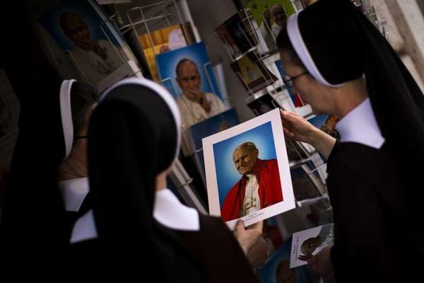 Vatican criticism of scholarly nun - Letter - Newsday