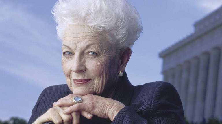 ANN RICHARDS, Baylor Ann Richards was the 45th