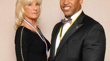 National Wrestling Hall of Fame 2014 inductees Marcia