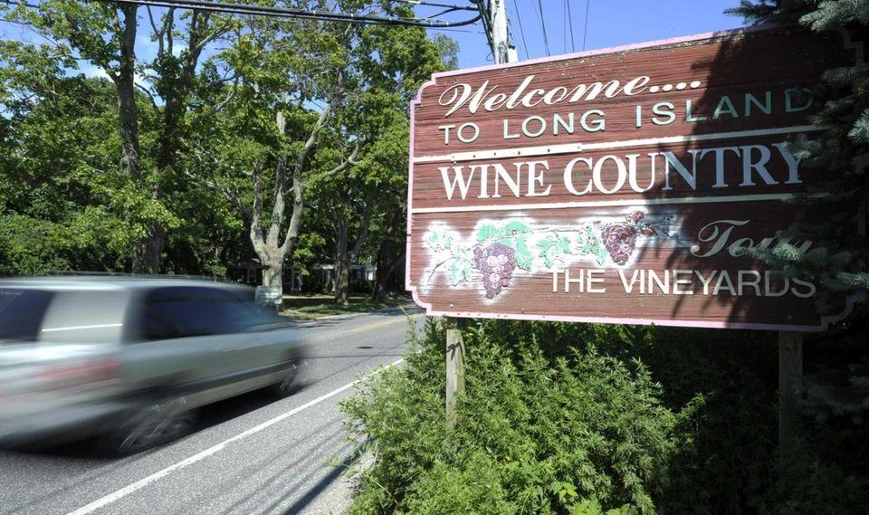 It's not a Long Island liquor store unless