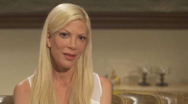 Tori Spelling tells her story in Lifetime?s all-new