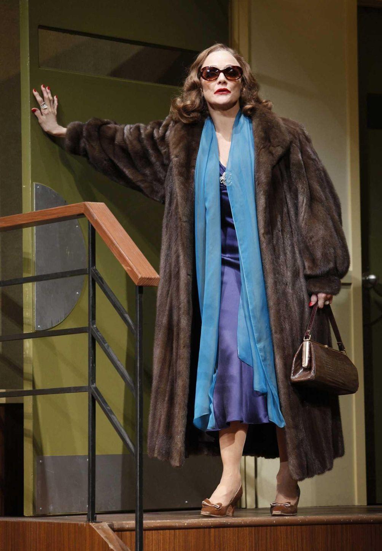 Valerie Harper played Tallulah Bankhead in Matthew Lombardo's