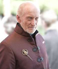 "Charles Dance in season 4 of ""Game of"