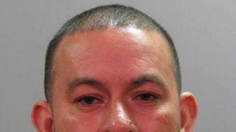Christian Bisono, 40, of Far Rockaway, was arrested
