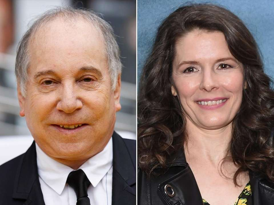 Musicians Paul Simon and Edie Brickell, have been